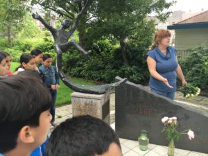 herdenking Truus Menger