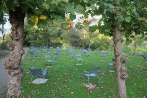 stoelen Amstelpark